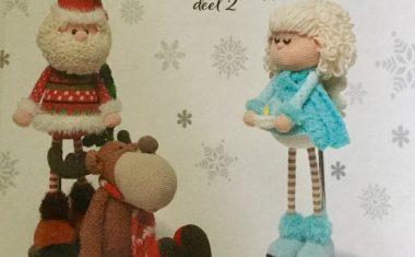 Kerst haken deel 2: bookreview